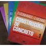 Construçoes De Concreto - 5 Tomos (libros En Portugués)