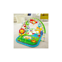 Gimnasio Fisher Price 3 En 1 Animalitos De La Selva Chp85
