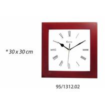 Reloj De Pared Eurotime Madera