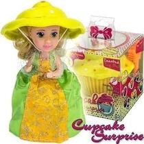 Muñeca Cupcake Surprise Perfumadas Con Peine La Horqueta