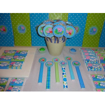Candy Bar Peppa Pig George Pig Para Varones