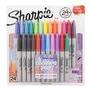 Marcadores Sharpie X 24 ( Indelebles) Nuevos !!
