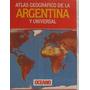 Atlas Geografico De Argentina Y Universal (ed Océano 1997)