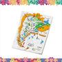 Juegos Didacticos Mapa Argentina Pintar Lavar La Dibujeria