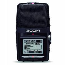 Grabadora Digital De Mano Zoom H2n