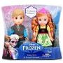 Frozen Set Annay Kristoff Chicos Originales Deluxe