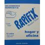 Cinta Rapifix Adhesiva N365 Tipo Scotch 12 Mm X 60m Caja 12u