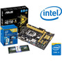 Combo Actualizacion Pc Intel Core I3 + Asus O Giga Hdmi +4gb