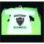 Hermosa Camiseta De Bebe De Atletico Mineiro Brasil