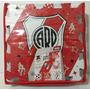 Piso De Goma 9 Pzas Futbol River Plate Cod Frp06621