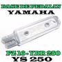 Pedalin Derecho Yamaha Para Ybr250 Fz16 Ys250 Fas Motos