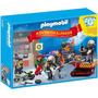Playmobil Set Bomberos Operación Rescate 5495- Gir