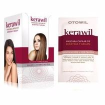 Otowil Kerawil Mascara De Keratina Y Argan 10 Sobres De 50g