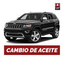 Cambio Aceite Y Filtro Jeep Grand Cherokee 3.6l Desde 2011