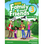 Family And Friends (2/ed.) 3 - Class Book Con Multi-rom (1)