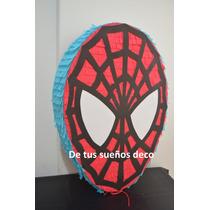 Piñata Del Hombre Araña Spiderman