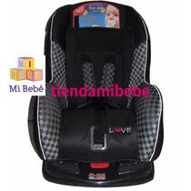 Butaca Silla Auto Bebe Love 2021 De 0 A 25 Kg Tiendamibebe