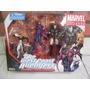 Marvel Universe The Weast Coast Avengers Hawkeye Mockingbird