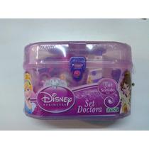 Set De Doctora De Princesas Ditoys Envio Sin Cargo Caba