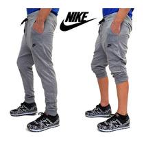 Babuchas Chupin Tres Cuartos Pantalon Jogging Nike Hombre