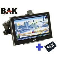 Gps Bak Nuevo Modelo, 8gb, 7 Tv Digital, Bluetooth