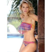 Bikini Marcela Koury Fucsia 90 Y 100 Art 3276