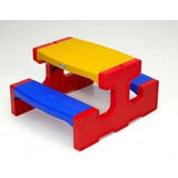 Didactico Picnic Table Rondi 3125