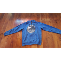 Buzo Campera Con Capucha Hoodie Quiksilver Talle 14