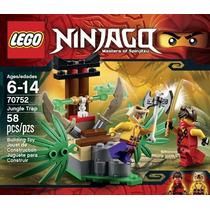 Lego Ninja 70752 Juego Bloque Construccion