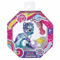 My Little Pony Diamond Mint Water Cuties Transp Orig. 8cm