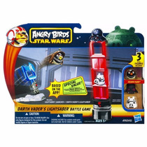 Angry Birds Star Wars Sable De Darth Vader .en Magimundo!!!!