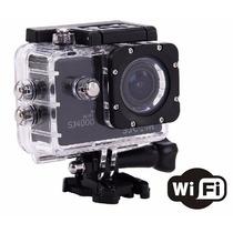 Camara Deportes Extremos Sj4000 Wifi - Sjcam Original A1