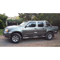 Nissan Frontier 2.8 Turbo Diesel Inyecction 2006