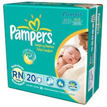 Pampers Juegos Y Sueños Recien Nacidos (80 Unidades)