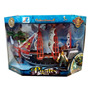 Barco Pirata Set De Exploracion Incluye 1 Pirata