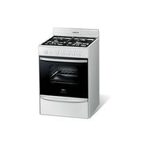 Cocina Multigas Longvie 18601bf Blanca 60cm Eficiencia Aa