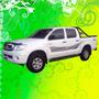 Calco Decoracion Toyota Hilux 2010-2013