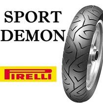 Cubierta Moto 130 70 17 Pirelli Sport Demon Twister Ybr 250