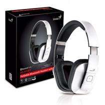 Genius Auricular Mic Inalambrico Bluetooth Hs-970bt Blanco
