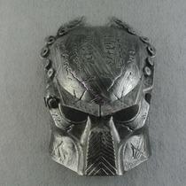 Mascara Predator Plastico Duro Importadas Coleccion Comic
