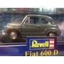 Fiat 600 Esc 1/18 Revell