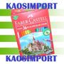 Lapices Faber Castell Colores Largos X 36 Unidades