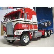 1/25 Costo Maqueta Armada Camión Kenworth Truck Aerodyne