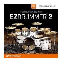 Ezdrummer 2+todas Las Expansiones 32/64 Win Online!