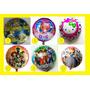 10 Globos Minions Toy Story Sofia Kitty Dra Juguetes Avenger