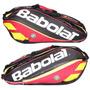 Raquetero Babolat Pure Aero Roland Garros X6 (2015)