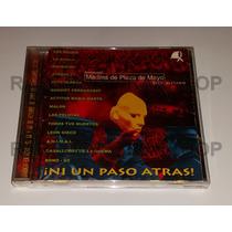 Ni Un Paso Atras (cd) Rata Blanca U2 Piojos Divididos Bono