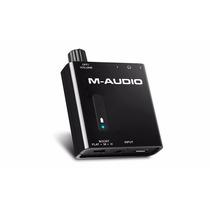 Amplificador De Auriculares M-audio Bass Traveler