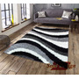 Carpeta Alfombra Shaggy Fair 150 X 200 Cm Moderna Fundasoul