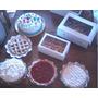 Tortas Artesanales Decoradas.! Cupcakes Y Mesa Dulce
